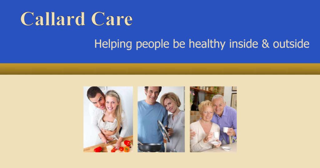 Callard Care Home Page